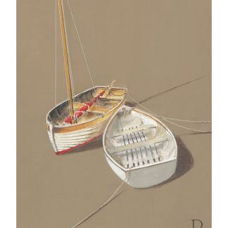 Two Boats Limited Edition Print